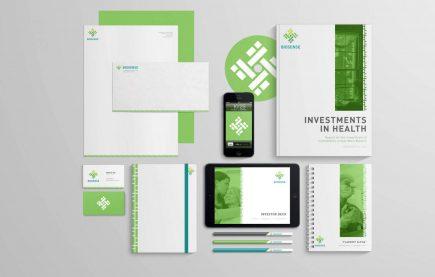 Lform Launches Biopharma Company's Brand Identity & Website
