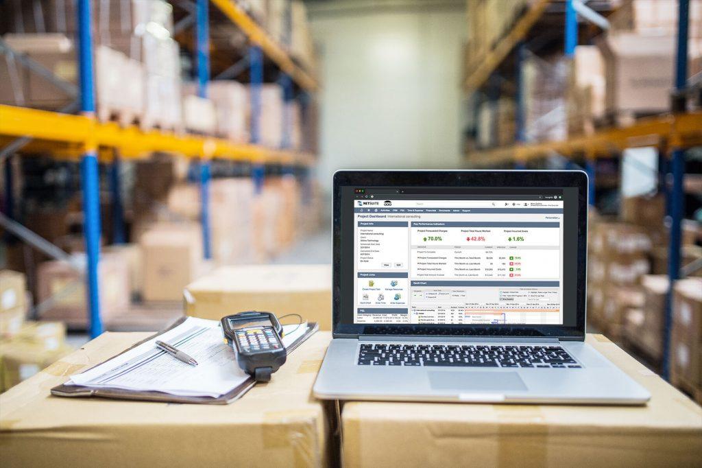 Oracle Netsuite Laptop Warehouse