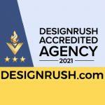 Design Rush Logo Best B2B Web Design Companies